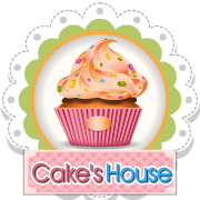 Cupcake para casamento - Ribeirão Preto - Cakes House