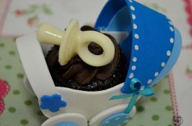 Cupcake chá de bebê