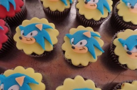 Cupcake Sonic
